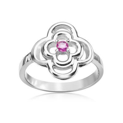 Kraft & Symbolschmuck Ring Kristallschmuck